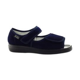 Befado scarpe da donna pu 989D002 marina