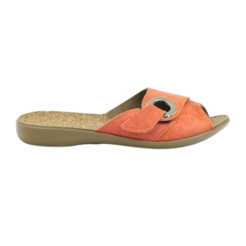 Befado scarpe da donna pu 265D006 arancione
