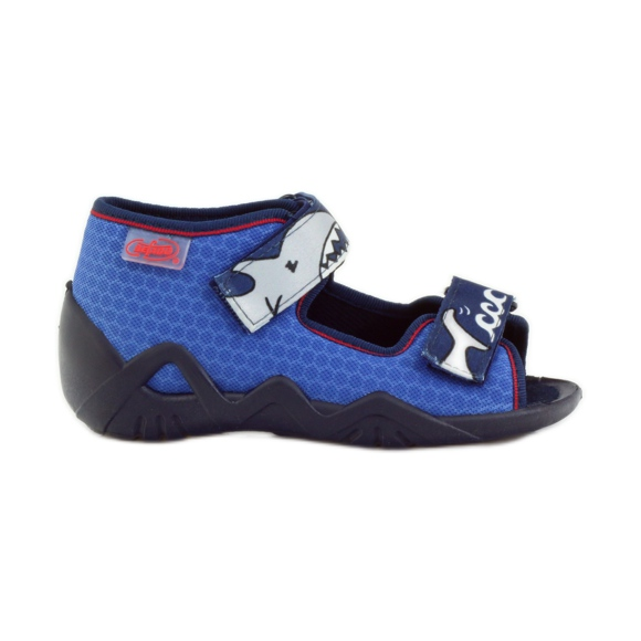 Sandali per pantofole Befado per bambini 250p069