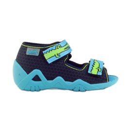 Sandali per pantofole Befado per bambini 250p068