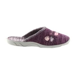 Befado scarpe da donna colorate pu 235D152 porpora