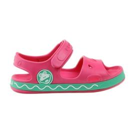 Sandali acquatici Żabka COQUI rosa
