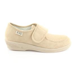 Befado scarpe da donna pu 984D011 marrone