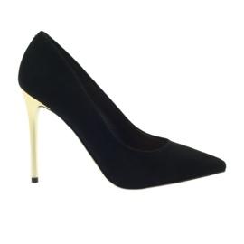 Scarpe da donna Badura 2569 nere nero