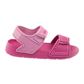 American Club Sandali americani per bambini rosa