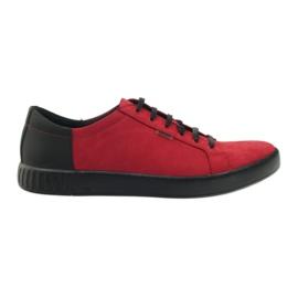 Scarpe da ginnastica Badura 3356 rosso