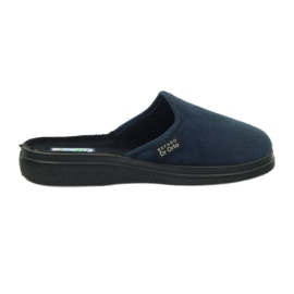 Pantofole per diabetici Befado 132d 006 marina