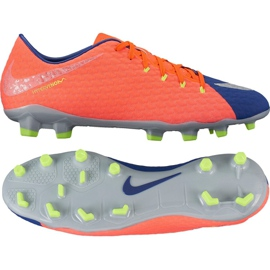 Scarpe da calcio Nike Hypervenom Phelon Iii Fg M 852556-409