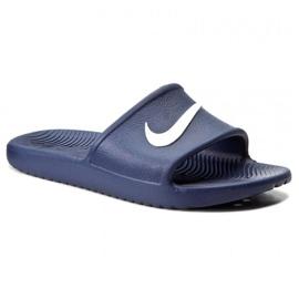 Pantofole Nike Sportswear Coffee Shower M 832528-400 marina