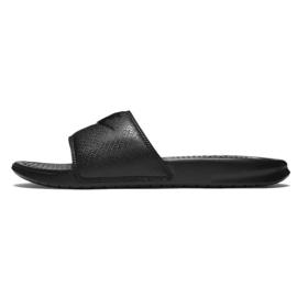 Pantofole Nike Benassi Jdi M 343880-001 nero