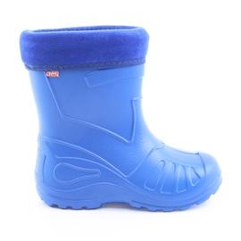 Scarpe per bambini Befado galoskie-chabrowy 162P106 blu