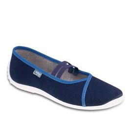 Befado scarpe giovani 345Q158 marina