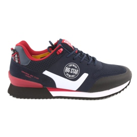 Nero Big Star 174175 sneakers nere