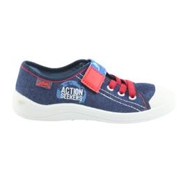Scarpe per bambini Befado 251X101 blu
