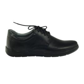 Nero Riko scarpe da uomo 849 nere