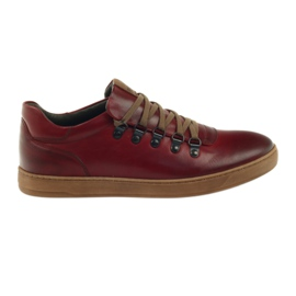 Rosso Pilpol PC051 scarpe rosse