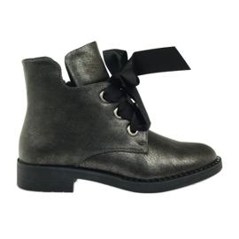 Grigio Stivali di prua Sergio Leone 305
