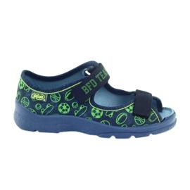 Ciabatte sandali per bambini Befado 969x124