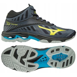Scarpe da pallavolo Mizuno Wave Lighting Z4 Mid M V1GA180547