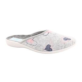 Pantofole in feltro cuori Adanex