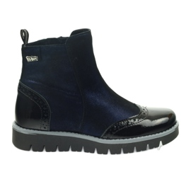 Ren But Stivali caldi Ren Boot 4379 blu scuro