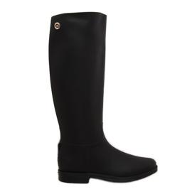 Rainy Show Rain Boots nero D59 Nero