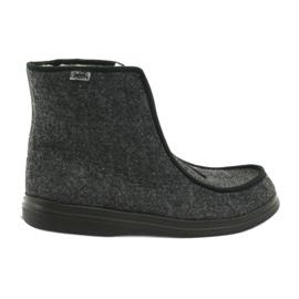 Befado scarpe da donna pu 996D004 grigio