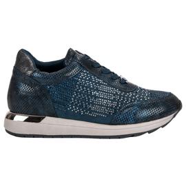 Kylie Scarpe sportive alla moda blu