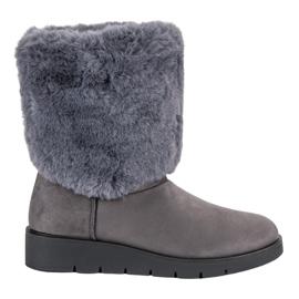 Kylie grigio Calzature invernali alla moda