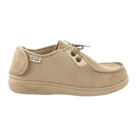 Marrone Befado scarpe da uomo pu 732M001