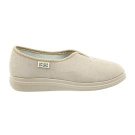 Befado scarpe da donna pu 057D027 marrone