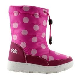 Stivali orthalion per bambini k1646109 rosa