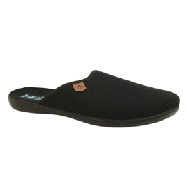 Pantofole Pantofole Adanex 21115 nero