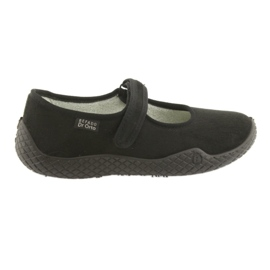 Befado scarpe da donna pu - giovane 197D002 nero