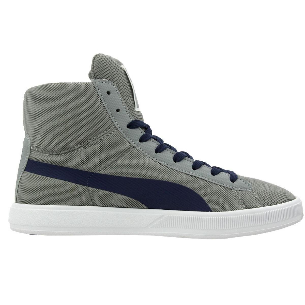 puma scarpe grigio