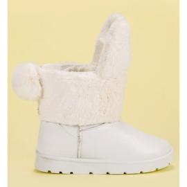 Seastar bianco Stivali da neve Mukluki