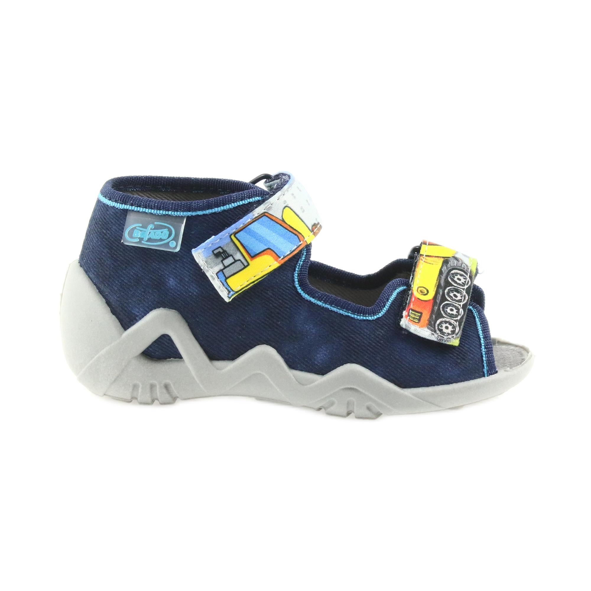 0f96cf938e83 Marina Sandali Befado sandali scarpe per bambini 250P077 - ButyModne.pl