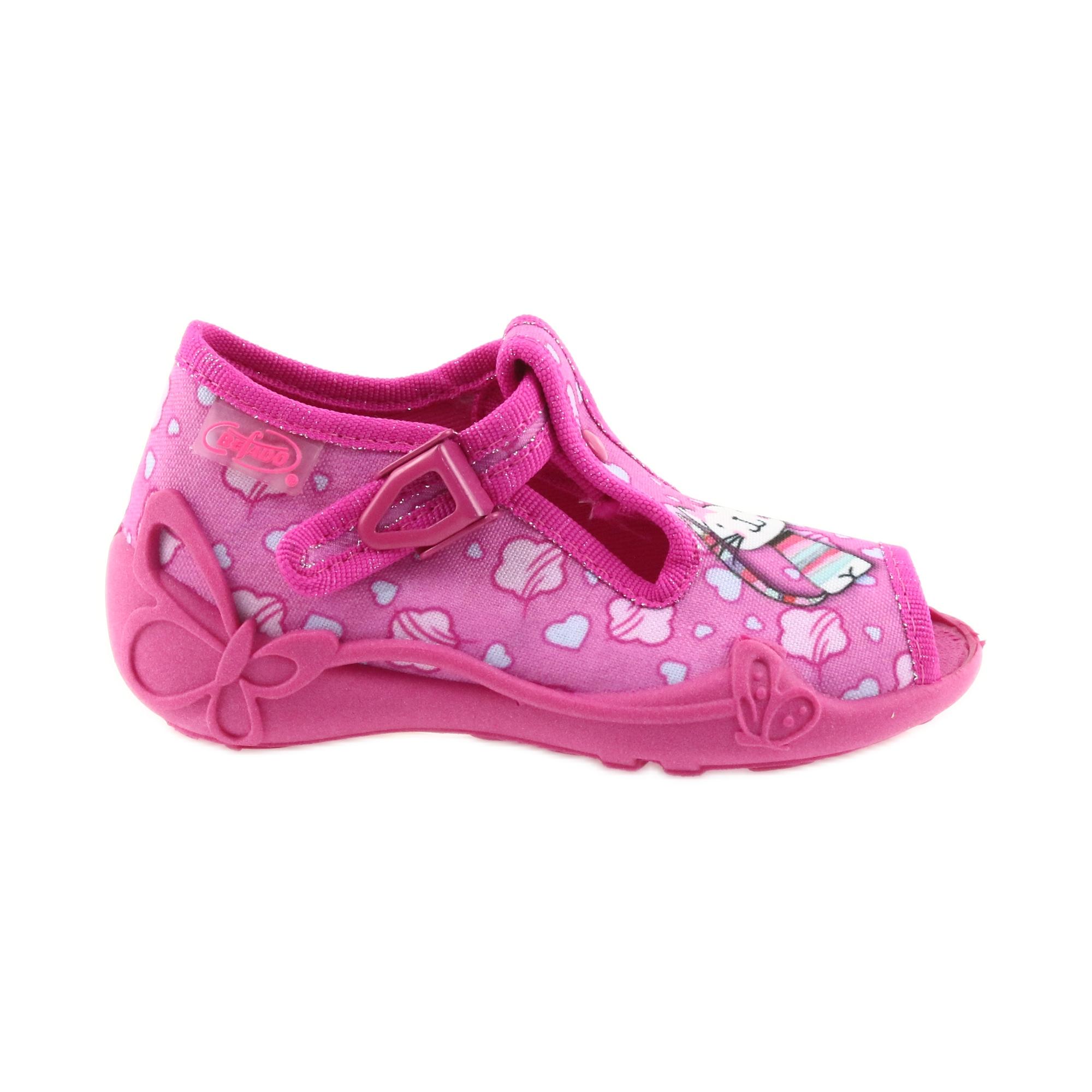b3812d09a5cc Pantofole per bambini Befado 213P108 - ButyModne.pl