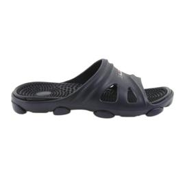American Club Pantofole per scarpe da biliardo da uomo americano marina