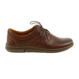 Riko low boots scarpe da uomo marrone 870