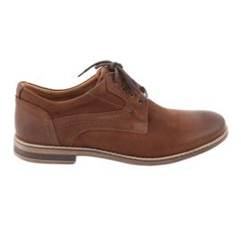 Marrone Riko low-cut uomo scarpe 831