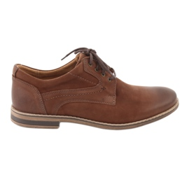 Riko low-cut uomo scarpe 831 marrone