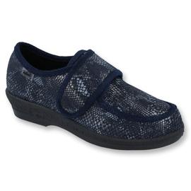 Befado scarpe da donna pu 984D015 marina