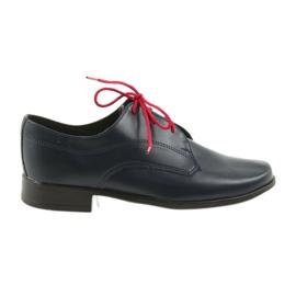 Miko scarpe per bambini Comunione marina