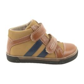 Scarpe boote per bambini Ren But 3225 rosso / blu scuro