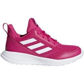 Rosa Scarpe Adidas AltaRun K Jr. CM8565