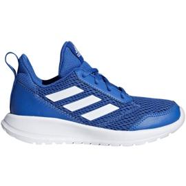 Blu Scarpe Adidas AltaRun K Jr. CM8564