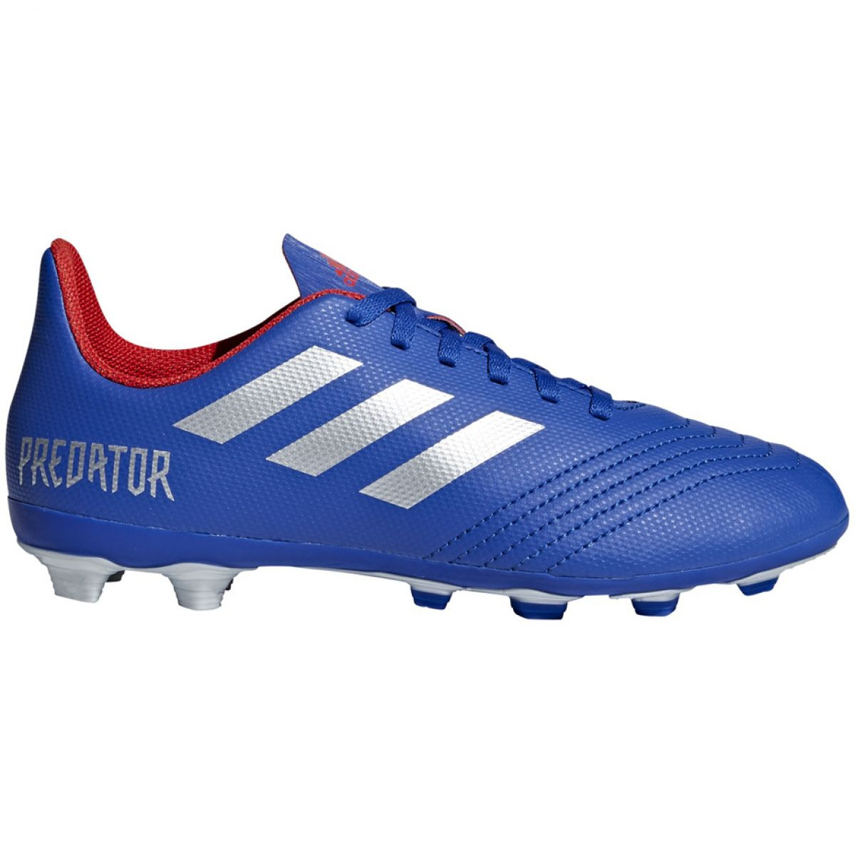 official photos 0a27a ebfc9 Scarpe da calcio adidas Predator 19.4 FxG Jr CM8540