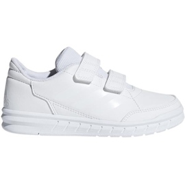 Bianco Scarpe Adidas AltaSport Cf K Jr D96832
