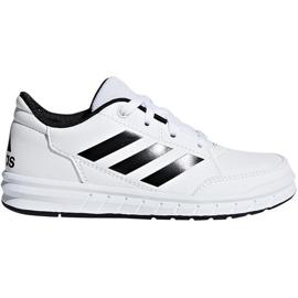 Bianco Scarpe Adidas AltaSport K Jr. D96872